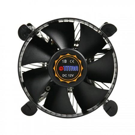 Super silent fan to minimize the noise.