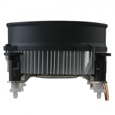 Con un ventilador PWM de amplio rango, crea una excelente velocidad equilibrada personalizable y un rendimiento de enfriamiento.