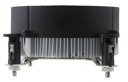 Strengthen CPU cooler back holder, it is able to keep the motherboard from deforming