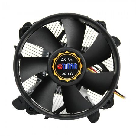 Mit einem extrem leisen 95-mm-Lüfter bietet er eine gute Kühl- und Geräuschleistung.