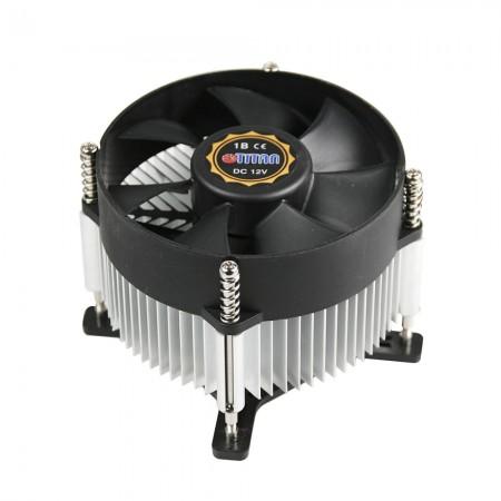 95mmの超静音ファンにより、優れた冷却性能と静音性能を提供します。