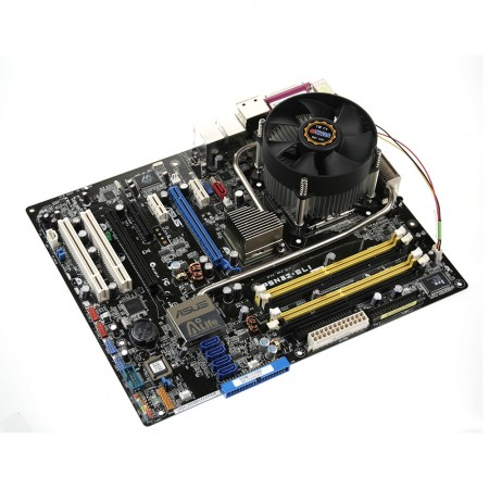 Intel LGA755プラットフォームと互換性があります。DC-775L925B / RPW:優れたバランスの取れたノイズと冷却性能を実現するインテリジェントPWMコントローラー