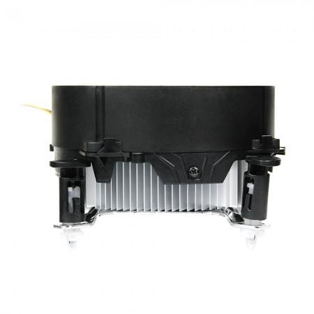 Nur 53 mm hoch, geeignet für Gehäuse mit niedrigem Profil wie Heimkino-PC-Gehäuse (HTPC-Gehäuse)