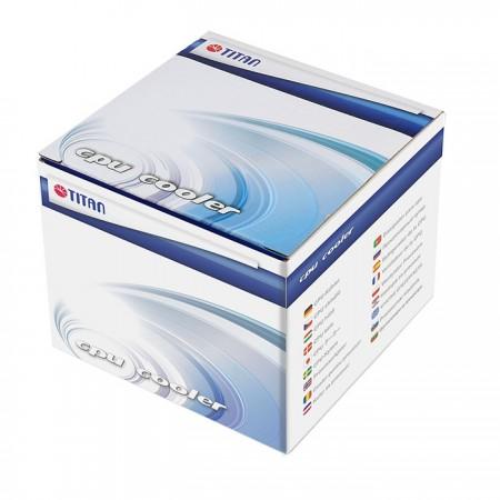 Paquete de enfriadores de CPU de alta calidad TITAN.