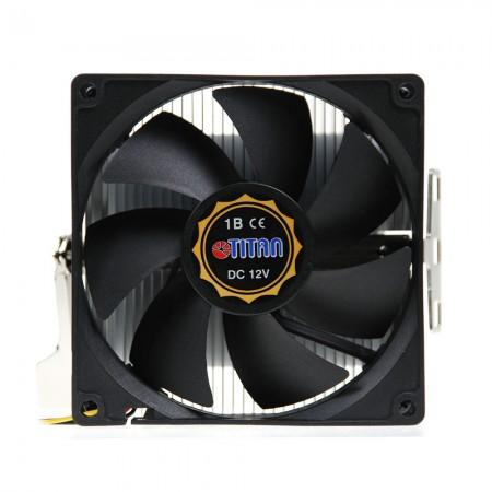 Mit einem quadratischen 92-mm-Rahmenlüfter bietet er eine beeindruckende Kühlung und geräuschlose Leistung.