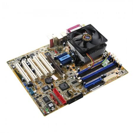 Kompatibel mit AMD Plattform.