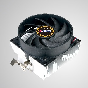 AMD- 92mm 냉각 팬 및 알루미늄 냉각 핀이 있는 CPU 공기 냉각기/ TDP 95W-104W - 방사형 알루미늄 냉각 핀과 92mm 저소음 팬이 장착된 이 CPU 냉각 쿨러는 열 전달을 가속화할 수 있습니다.