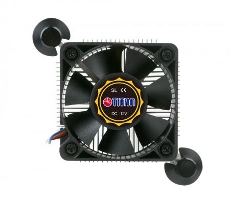 Mit seinem 50-mm-Lüfter bietet er beeindruckende Kühl- und Geräuschdämpfungsleistung