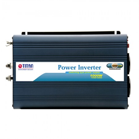 Multi-protection as operating inverter such as overload protection and GFCI protection