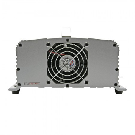 Cooling fan with auto speed-control
