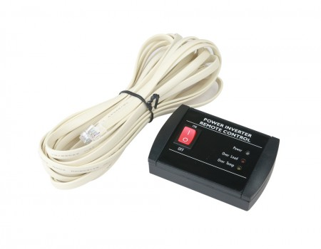 Cables and Inverter Remote Control