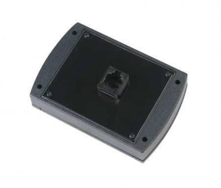 インバーターリモートコントロールスイッチ-メスDCケーブルコネクタの背面