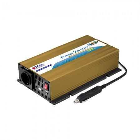 TITAN 150W 12V / 24V DC Pure Sine Wave Powerインバーター(USBポート付き)