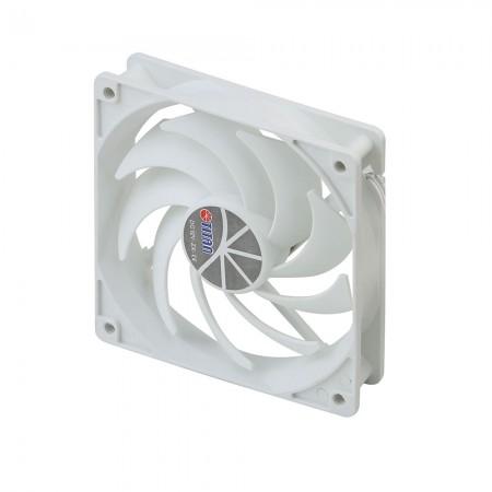 Kukri-förmige Schaufeln erzeugen einen herausragend hohen Luftstrom, um eine hervorragende Kühlleistung zu erzielen.