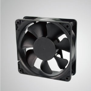 DC Cooling Fan with 120mm x 120mm x 38mm Series - TITAN- DC Cooling Fan with 120mm x 120mm x 38mm fan, provides versatile types for user's need.