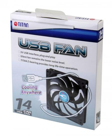 USB Cooling fan package.