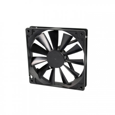 It is a Cooling fan with 12V DC and 140mm x 25mm fan. Provide versatile speed models to fit user's need.