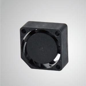 Ventilador de refrigeración de CC con serie de 17 mm x 17 mm x 8 mm - TITAN- Ventilador de enfriamiento de CC con ventilador de 17 mm x 17 mm x 8 mm, proporciona tipos versátiles para las necesidades del usuario.