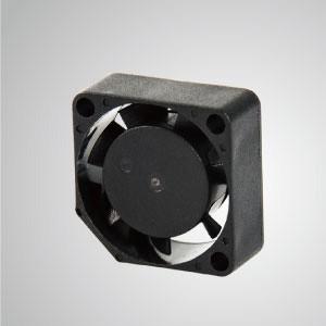 Ventilador de refrigeración de CC con serie de 20 mm x 20 mm x 8 mm - TITAN- Ventilador de enfriamiento de CC con ventilador de 20 mm x 20 mm x 8 mm, proporciona tipos versátiles para las necesidades del usuario.