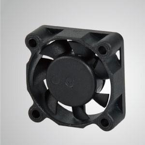 Ventilador de refrigeración de CC con serie de 30 mm x 30 mm x 10 mm - TITAN- Ventilador de enfriamiento de CC con ventilador de 30 mm x 30 mm x 10 mm, proporciona tipos versátiles para las necesidades del usuario.