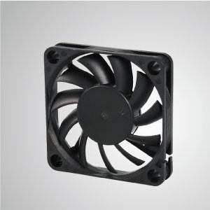 DC Cooling Fan with 60mm x 60mm x 10mm Series - TITAN- DC Cooling Fan with 60mm x 60mm x 10mm fan, provides versatile types for user's need.