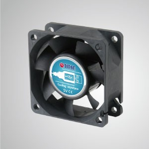 5V DC 60mm Portable USB Table Desktop Cooling Fan - 60mm portable cooling fan, it can stick onto any devices with USB interface.