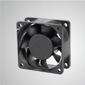DC Cooling Fan with 60mm x 60mm x 25mm Series - TITAN- DC Cooling Fan with 60mm x 60mm x 25mm fan, provides versatile types for user's need.