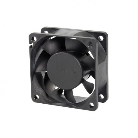 It is a Cooling DC fan with and 60mm x 60mm x 25mm fan. Provide versatile models to fit user's need.
