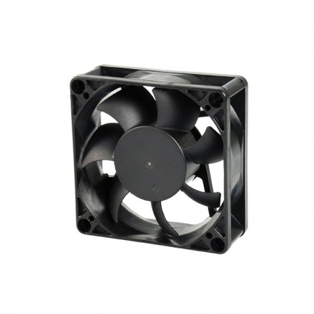 It is a Cooling DC fan with and 70mm x 70mm x 25mm fan. Provide versatile models to fit user's need.