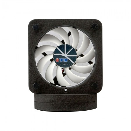 With EVA eco-friendly material to assemble, the cooling fan is more light, eco-friendly, and unique than others.