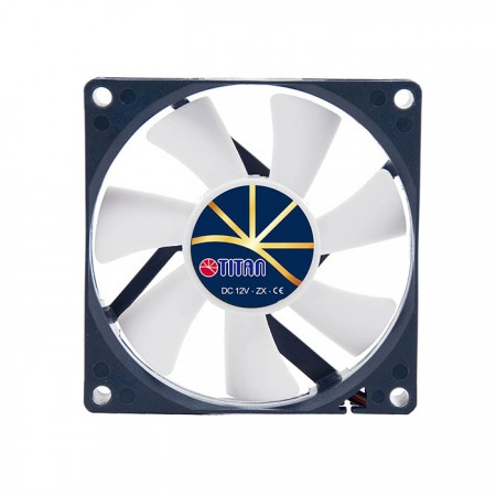 With intelligent speed control fan, it can precisely control speed and extreme save power consumption.