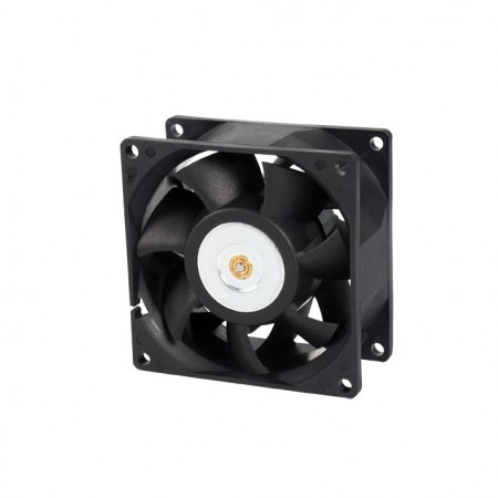 It is a Cooling DC fan with and 80mm x 80mm x 38mm fan. Provide versatile models to fit user's need.