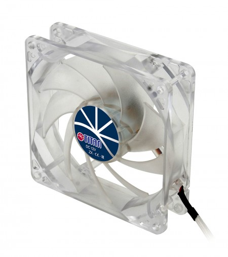With transparent frame and 92mm silent fan, creating a sparkling but low profile cooling performance.