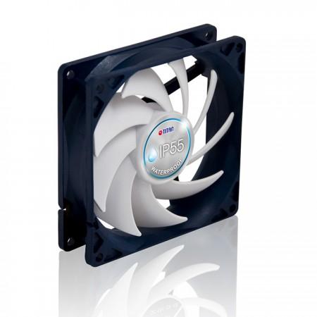 Exklusiver leiser PWM-Lüfter mit 9 Blättern von Kukri, ausgestattet mit intelligenter Geschwindigkeitssteuerung, kann den Luftstrom zentralisieren, um die Wärmeableitung zu beschleunigen und einen geräuschärmeren Betrieb zu gewährleisten.