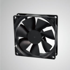 DC Cooling Fan with 92mm x 92mm x 25mm Series - TITAN- DC Cooling Fan with 92mm x 92mm x 25mm fan, provides versatile types for user's need.