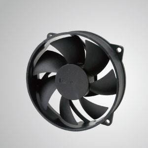95mm x 95mm x25mmシリーズのDC冷却ファン