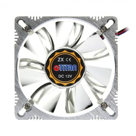 Con ventilador electrochapado, puede proteger eficazmente contra problemas relacionados con EMI / RFI. Cree un entorno de operación seguro y de salud.