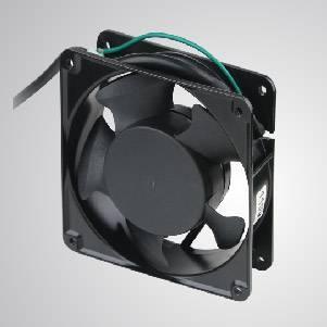 Ventilador de refrigeración de CA con serie de 120 mm x 120 mm x 38 mm - TITAN- Ventilador de enfriamiento de CA con ventilador de 150 mm x 150 mm x 25 mm, proporciona tipos versátiles para las necesidades del usuario.