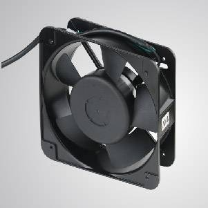 AC Cooling Fan with 150mm x 150mm x50mm Series - TITAN- AC Cooling Fan with 150mm x 150mm x 50mm fan, provides versatile types for user's need.