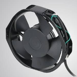 Ventilador de refrigeración de CA con serie de 172 mm x 150 mm x 25 mm - TITAN- Ventilador de enfriamiento de CA con ventilador de 172 mm x 150 mm x 25 mm, proporciona tipos versátiles para las necesidades del usuario.