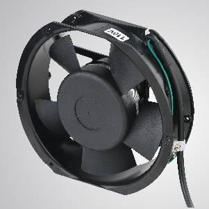 Ventilador de refrigeración de CA con serie de 172 mm x 150 mm x 38 mm - TITAN- Ventilador de enfriamiento de CA con ventilador de 172 mm x 150 mm x 38 mm, proporciona tipos versátiles para las necesidades del usuario.