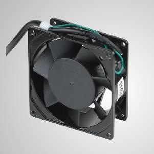 Ventilador de refrigeración de CA con serie de 92 mm x 92 mm x 38 mm - TITAN- Ventilador de enfriamiento de CA con ventilador de 92 mm x 92 mm x 38 mm, proporciona tipos versátiles para las necesidades del usuario.