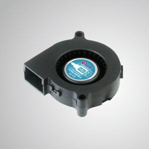 5V DC 50mmUSBポータブルブロワー冷却ファン - 50mmポータブル冷却ファン、USBインターフェースを備えたあらゆるデバイスに貼り付けることができます