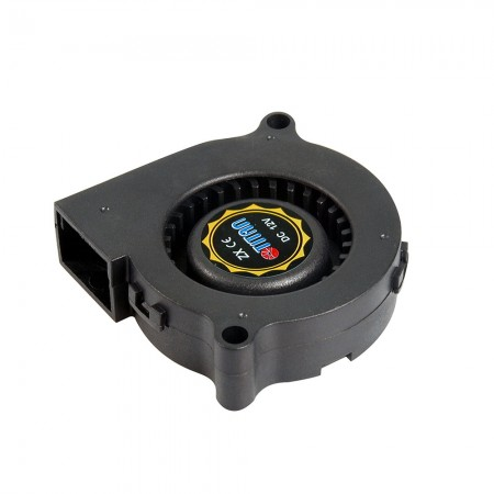 It is a system blower cooling fan with 12V DC and 50mm fan. Provide versatile speed model to fit user's need.