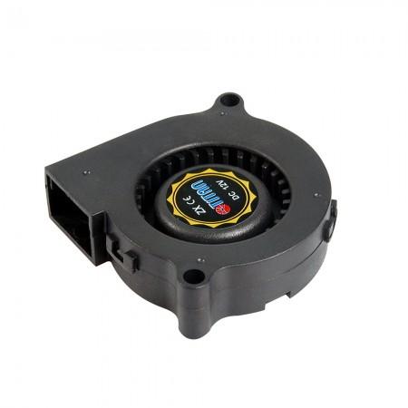 Es ist ein Systemgebläse-Lüfter mit 12 V Gleichstrom und 50 mm Lüfter. Stellen Sie ein vielseitiges Geschwindigkeitsmodell bereit, das den Anforderungen des Benutzers entspricht.