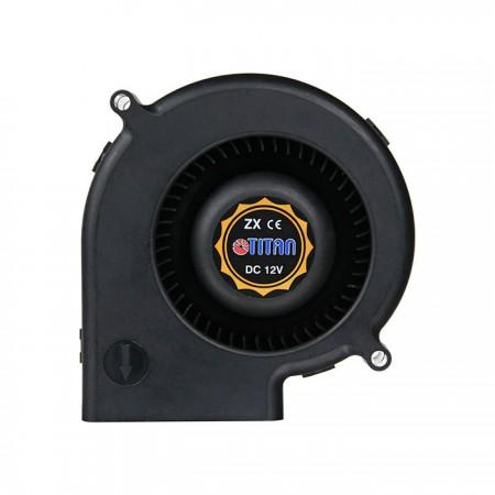 Ventilador de sistema de 12V DC.