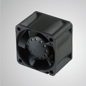 12V DC High Static Pressure Cooling Fan / 40mm
