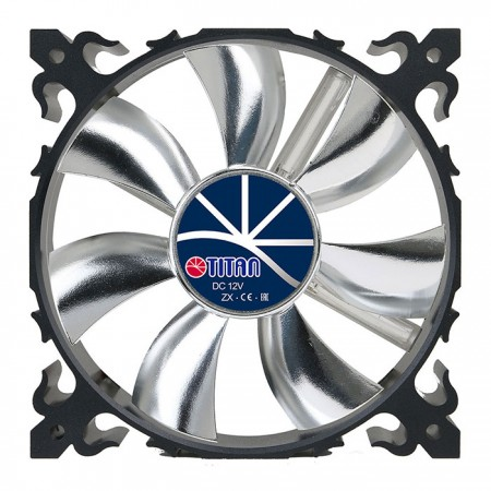 Equipped with TITAN exclusive Z-AXIS Bearing, the cooling fan offer a sable and long hour operation.