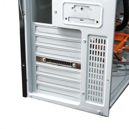 Easy installation. Take up only one PCI or ISA slot