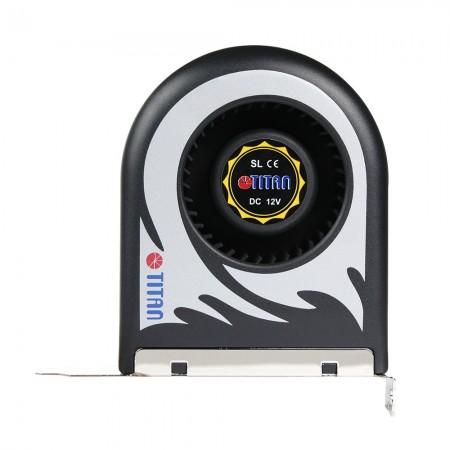 Ventilateur soufflant du système 12V DC